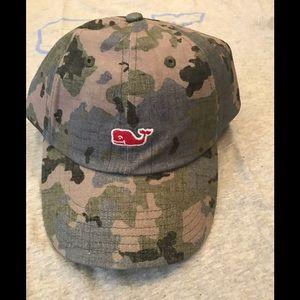 Vineyard Vines Camp Baseball Hat